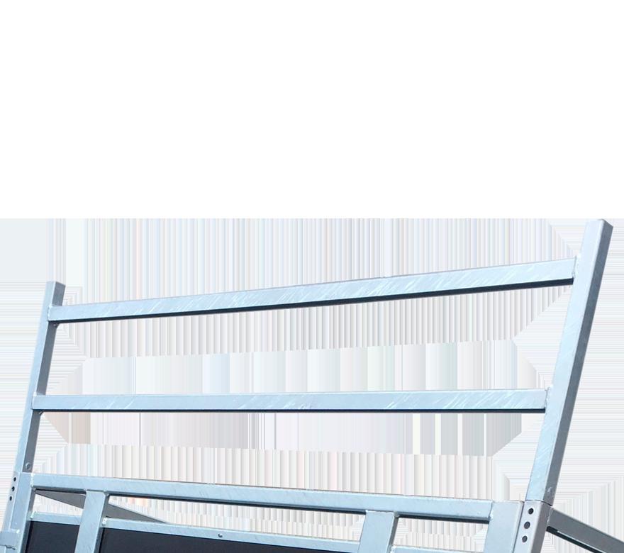 Porte-échelle supplémentaire