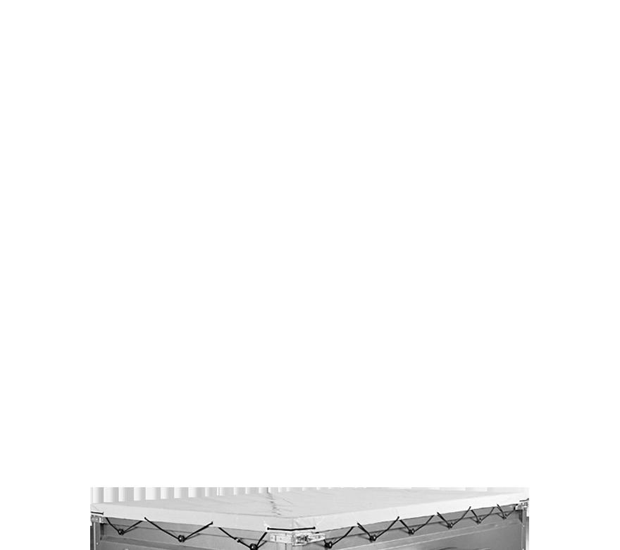 Bâche plate 600G/M2
