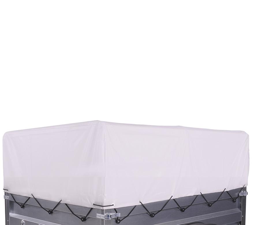 Bâche dôme H 40 cm